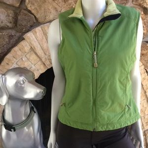 L.L. Bean Fleece Lined Full Zip Vest